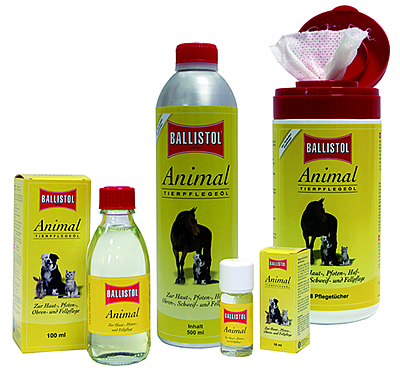 ballistol animal group 400